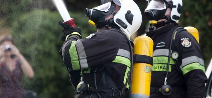 Niech nam żyją strażacy!