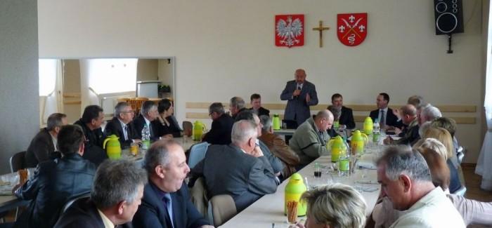 Z marszałkiem o funduszach na rolnictwo i inicjatywy lokalne