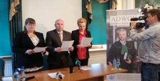 Konferencja prasowa ORA Łódź (2)