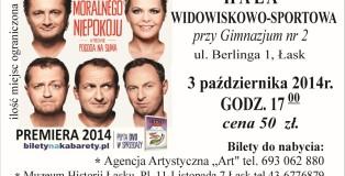 ŁASK PLAKAT 03-10-2014 G 17;00