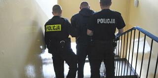 Gang narkotykowy w Łasku