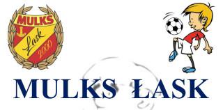 Mulks Łask ogłasza nabór do sekcji piłki nożnej.