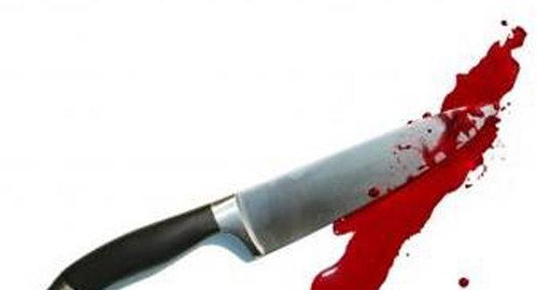 Nożownik zaatakował mężczyznę