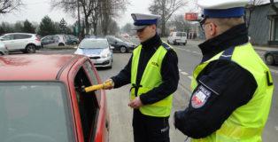 policja lask