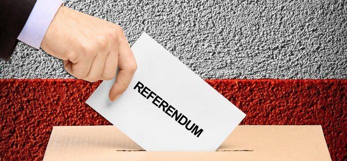 Termin referendum