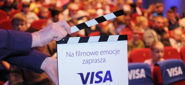 Objazdowe kino Visa w Łasku