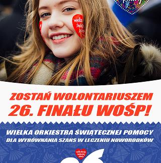 Ruszyła rekrutacja wolontariuszy WOŚP w Sędziejowicach