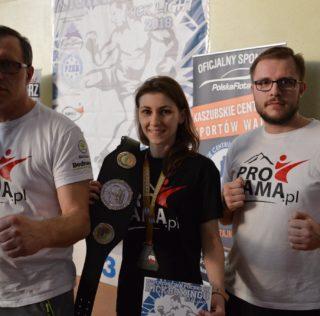 Karolina Kubiak obroniła tytuł Mistrzyni Polski