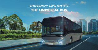 nowoczesny autobus