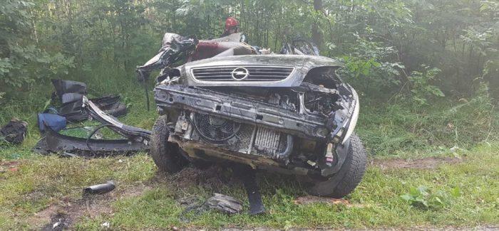 Śmiertelny wypadek. Zmarł 23-letni mężczyzna