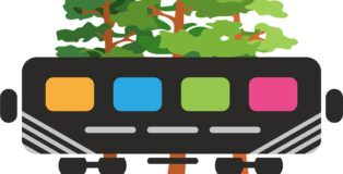 pociąg do Kolumny