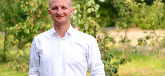 Dariusz Cieślak pokieruje gminą Sędziejowice