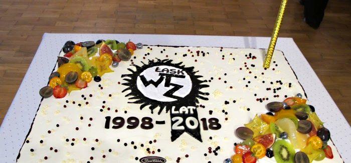 20- lecie Warsztatu Terapii Zajęciowej w Łasku