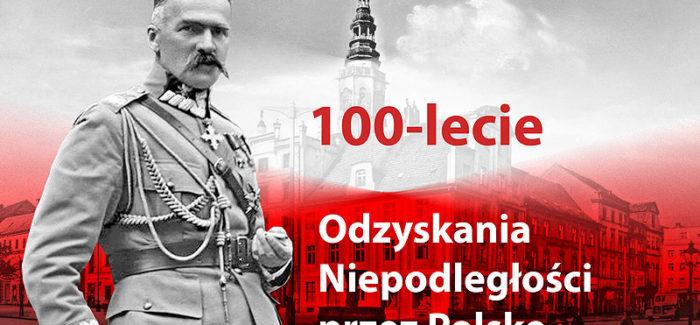 Obchody stulecia odzyskania niepodległości w powiecie łaskim