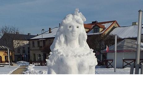 Dama ze śniegu