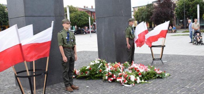 Uczcili pamięć powstańców