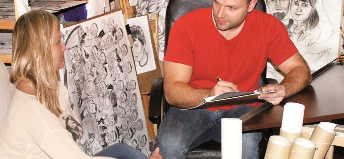 Mały rysunek – wielka sztuka