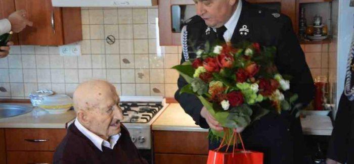 Pan Józef świętował 108 urodziny!