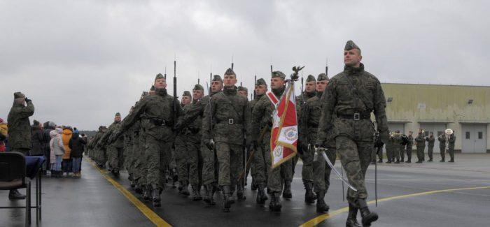 Będą służyć w Estonii