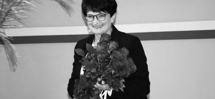 Nie żyje wiceburmistrz Janina Kosman