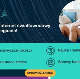 Internet w czasach pandemii, czyli bez światłowodu ani rusz!