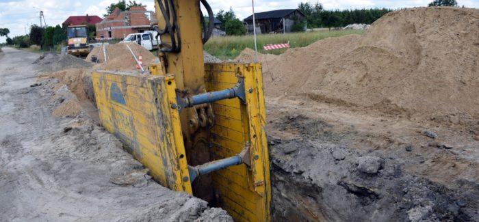 Rozbudowa sieci kanalizacyjnej!