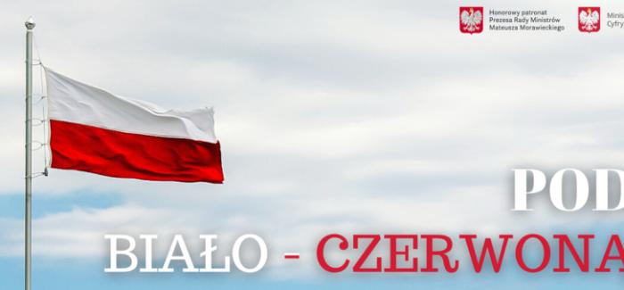 """""""Pod biało-czerwoną"""" – zagłosuj na Gminę Łask"""