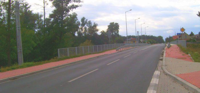 Remonty dróg w gminie Widawa