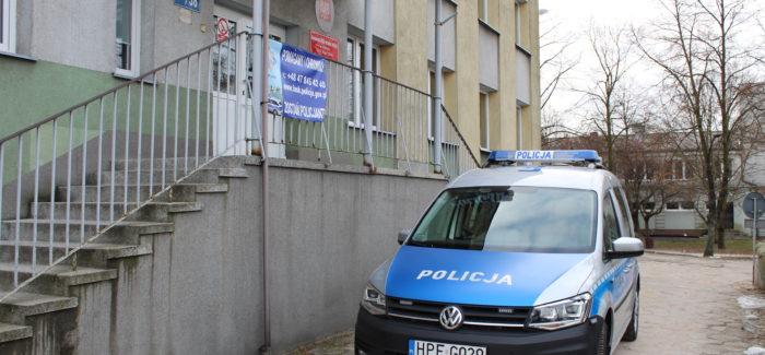 Nowy radiowóz dla policjantów z Łasku