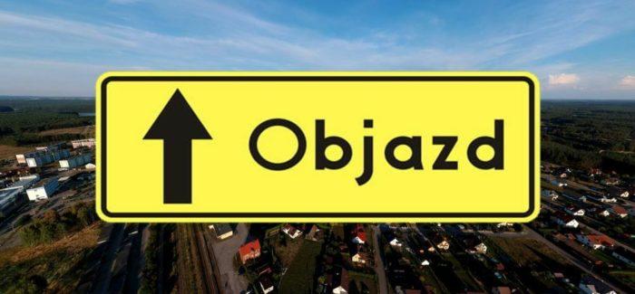Utrudnienia na drodze Ldzań – Gucin